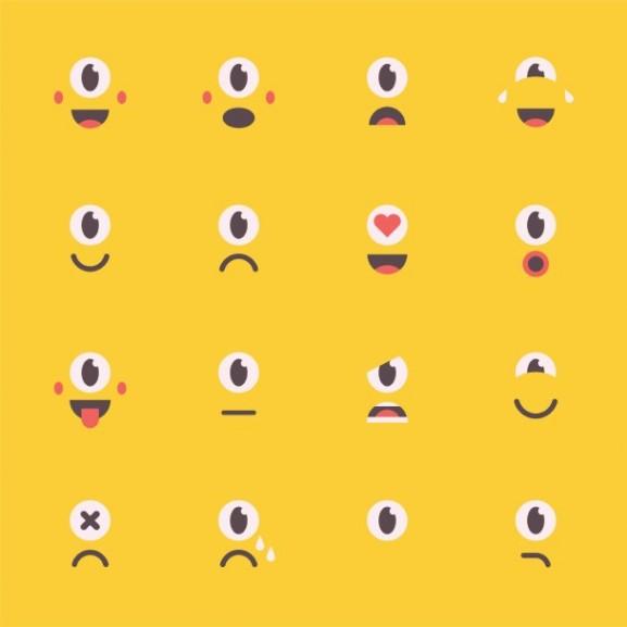 ¯\_(ツ)_/¯ - Íme minden idők 9 legfurcsább emotikonja! Puha Andrea