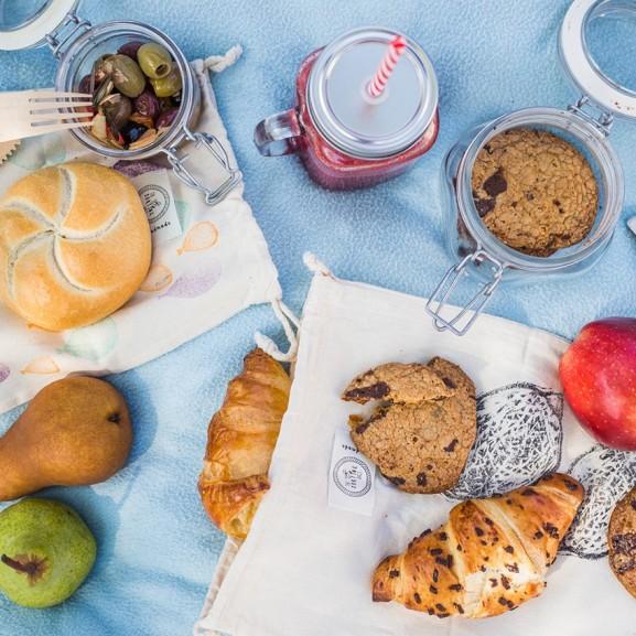 Mengyán Eszter Zero waste piknik