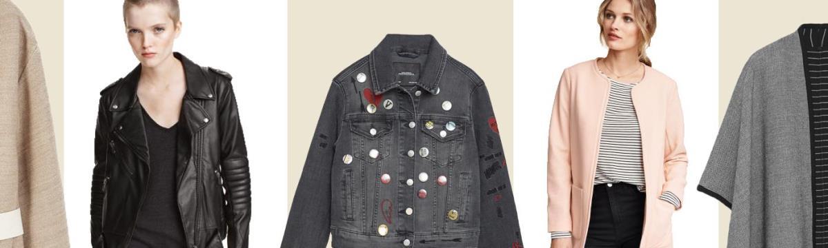 A testalkatotokhoz válasszatok tavaszi kabátot! – a motoros dzsekitől a bukléig