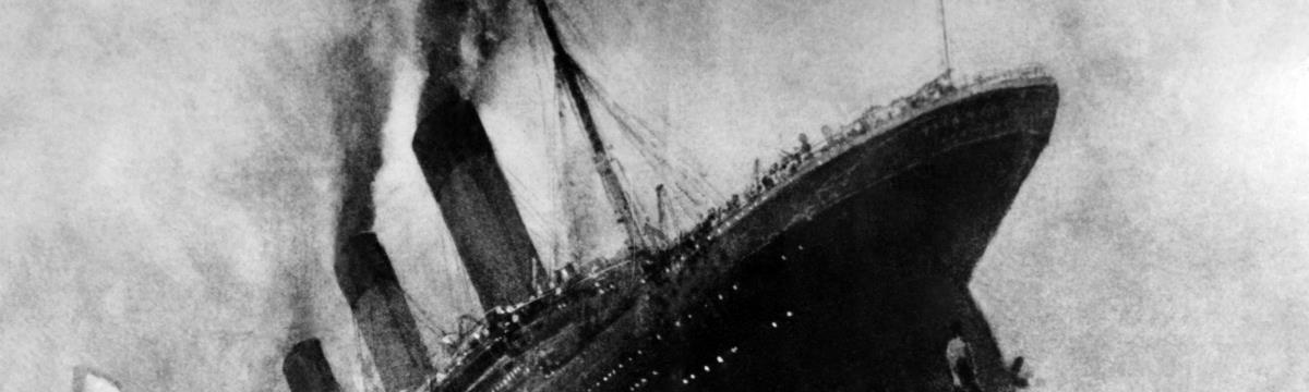 Lenyűgöző képek kerültek elő a Titanic túlélőiről