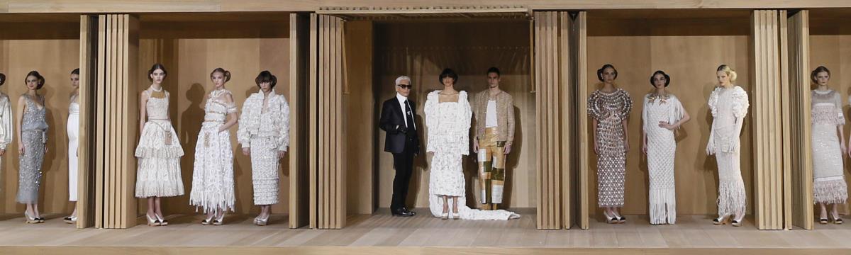 Káprázatos helyszín és különleges ruhák – Elállt a szavunk a Chanel legújabb divatbemutatójától