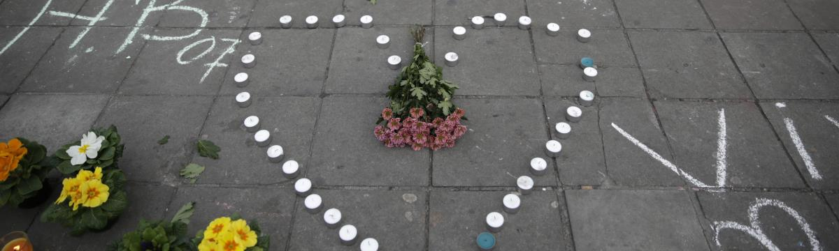 Így emlékszik meg a világ a brüsszeli tragédiáról
