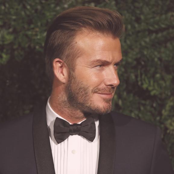 David Beckham olyat tett, amitől minden szív meglágyul