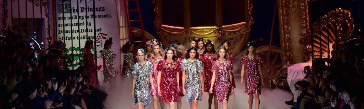 A Dolce & Gabbana Disney-kollekciója egyenesen a tündérmesék világába repít