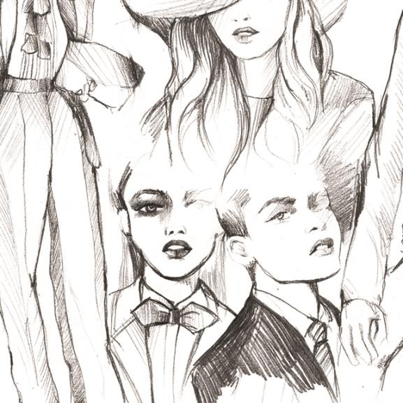 Kötelező férfias elemek a női ruhatárban – dögösebbek lesztek, mint gondolnátok!