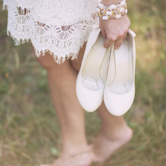 Cipők menyasszonyoknak, amikkel kiválthatjátok a magas sarkút