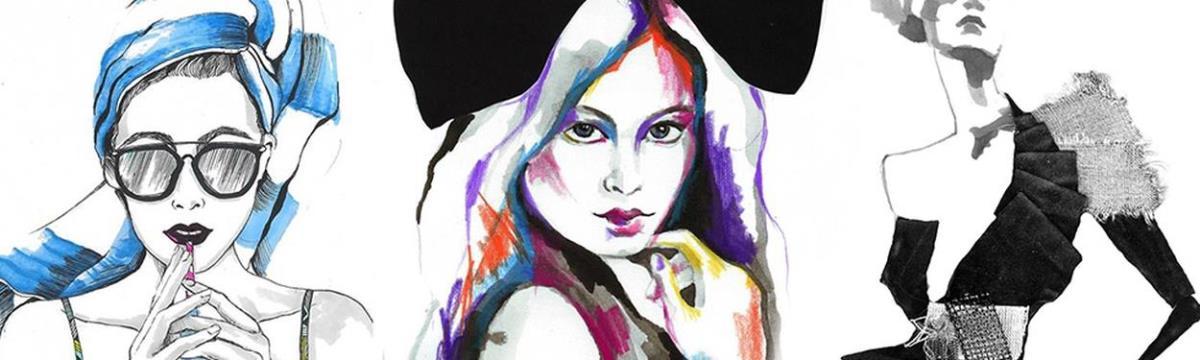 """""""Mindegyik illusztrációmra úgy gondolok, mint ami egy darab belőlem"""" – Interjú Cséfalvay Fannyval"""