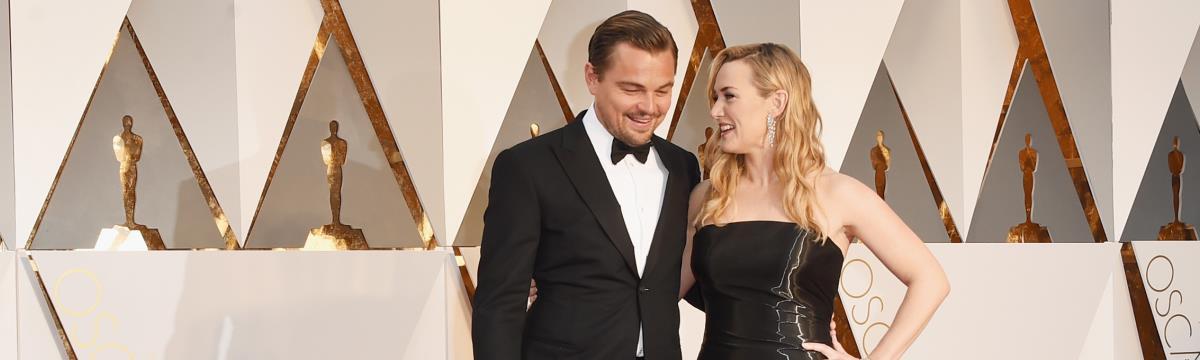 Végre! Leonardo DiCaprio és Kate Winslet együtt a vörös szőnyegen