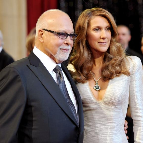 Meghalt Celine Dion férje – Fotókon a hatalmas szerelem!