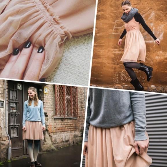 1 alkalmi ruha 7 féle módon - Így viseljetek egy elegáns darabot a hétköznapokon