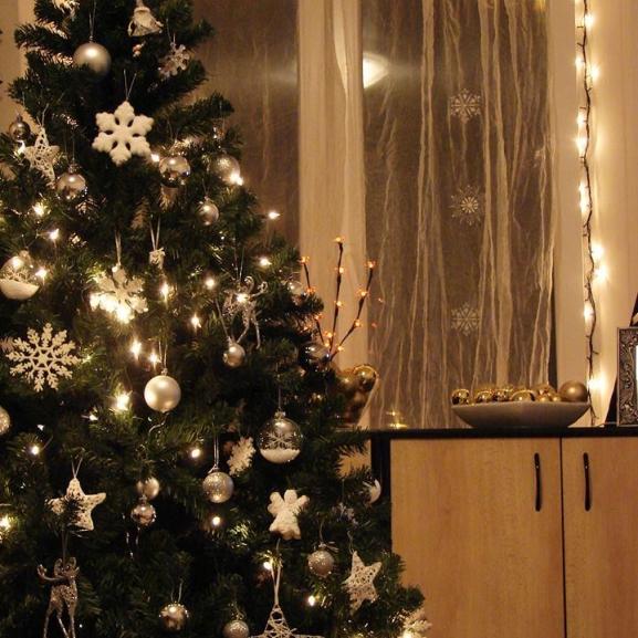 A legszebb karácsonyfák az otthonaitokból – TI küldtétek!