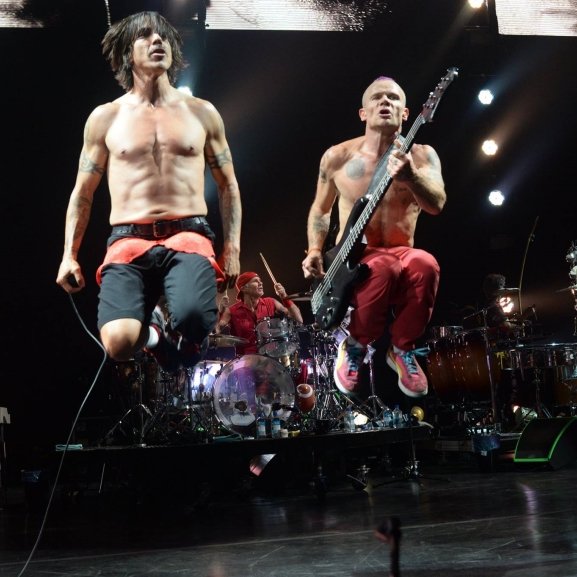 Percek alatt elfogytak a jegyek a Red Hot Chili Peppers budapesti koncertjére