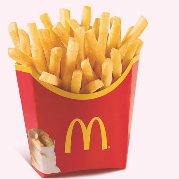 Kiderült, miből készül igazából a McDonald's sült krumplija