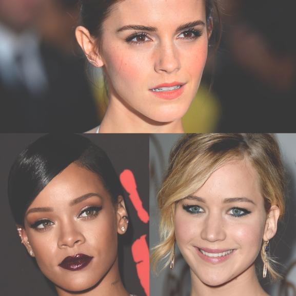A legszebb sminkek kék, barna és zöld szemhez