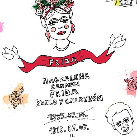 6 dolog, amit csak igazán kevesek tudnak Frida Kahlóról