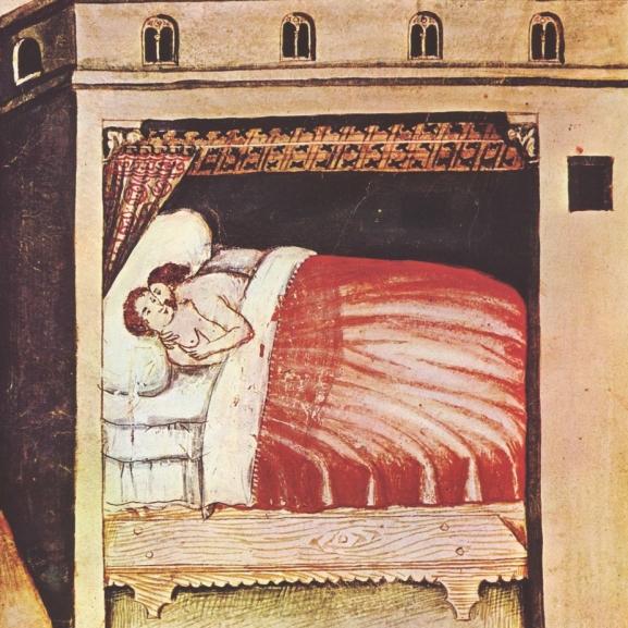 Szex a középkorban: 10 dolog, amit mindig tudni akartatok