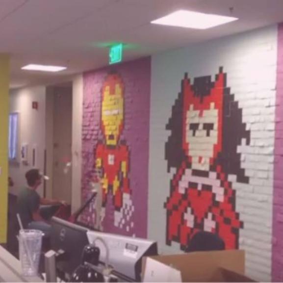 Megtaláltuk a legvagányabb irodát! – Mi is itt akarunk dolgozni