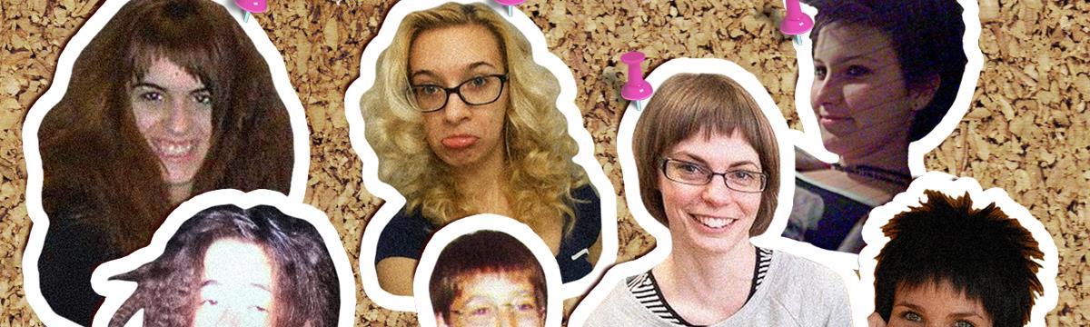 Az a bizonyos sündisznófazon és a paphaj – A VOUS-lányok legvállalhatatlanabb frizurái