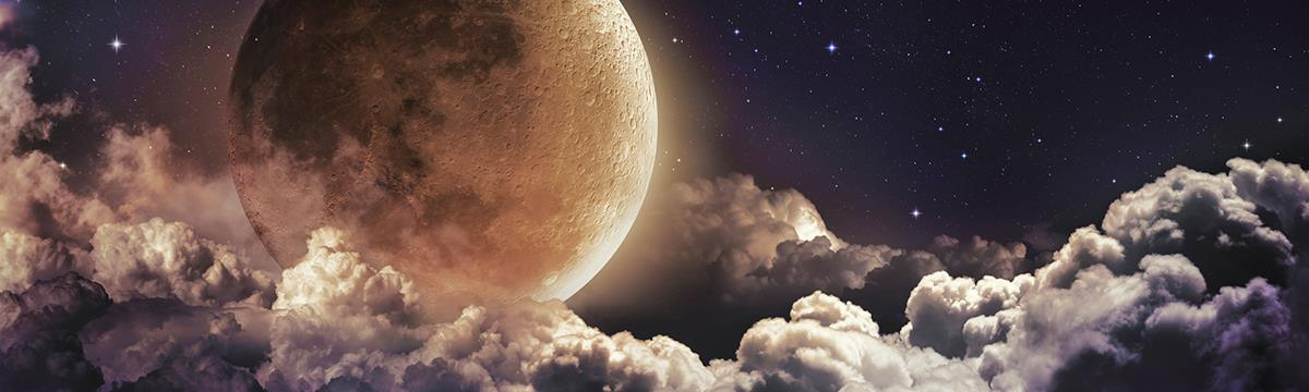 Hangulathoroszkóp – így változik a kedélyünk a Hold járásával együtt