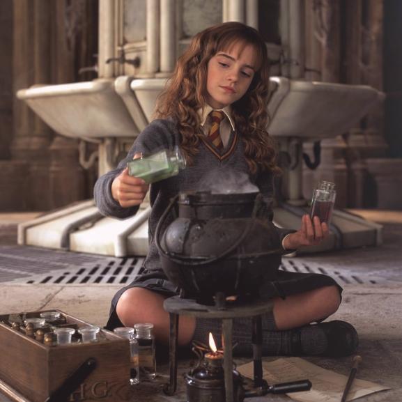 Emma Watson alig várja, hogy lássa Noma Dumezwenit Hermione szerepében