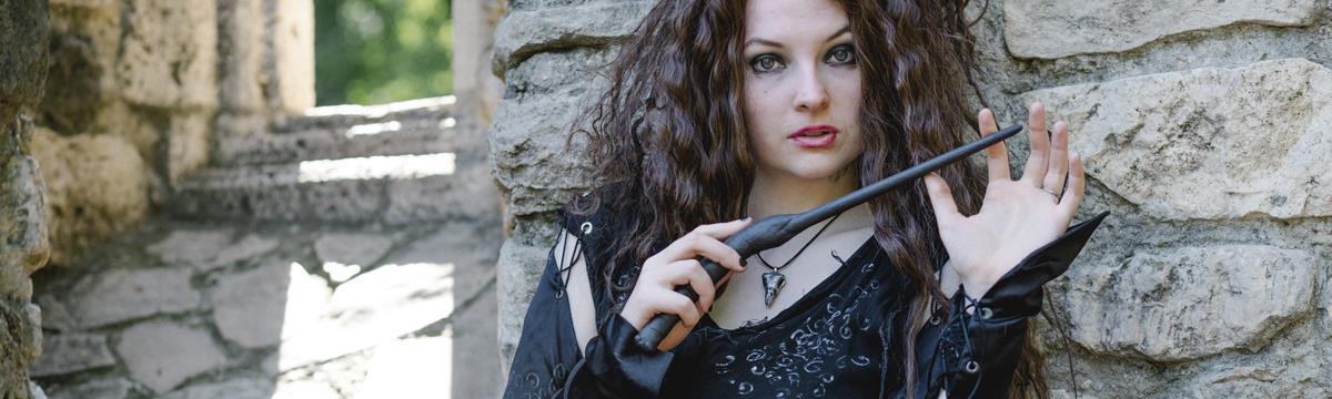 Roxforti csata a Margitszigeten: Harry Potter témájú cosplaytalálkozón jártunk