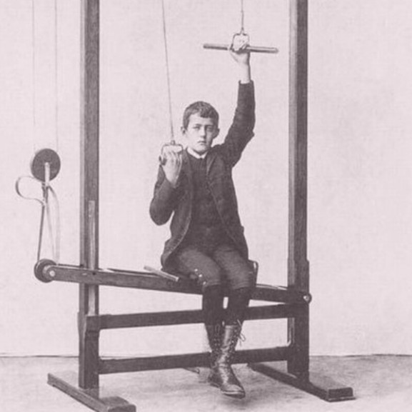 1800-as évek edzés