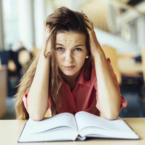Dolgok, amiket soha ne mondjatok egy stresszes vizsgázónak!