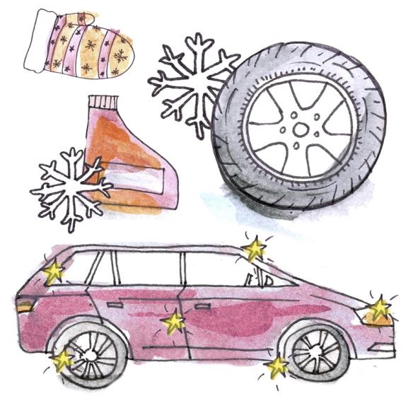 Készítsétek fel az autótokat 7 lépésben a téli hidegre!