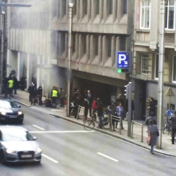 """""""Élünk, de ki se merünk menni"""" – Friss hír Brüsszelből"""