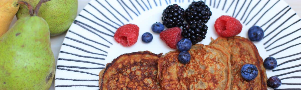Villámgyors és egészséges palacsinta reggelire – Még idén! kampány
