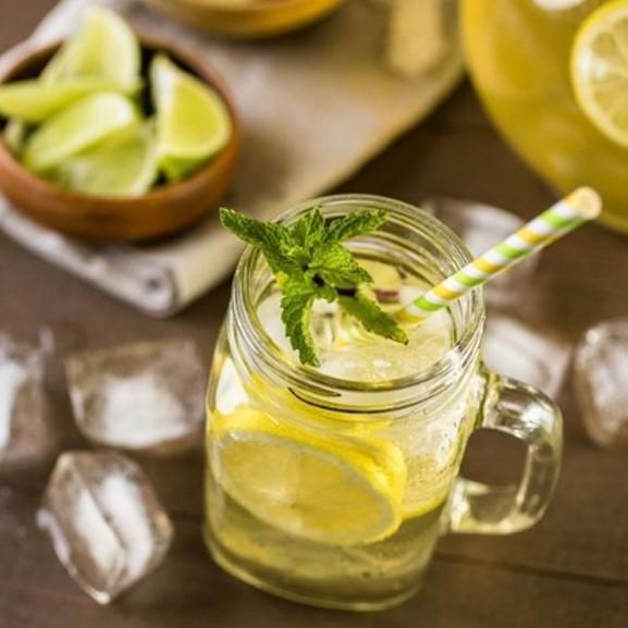 3 egészséges üdítő, amit otthon is pofonegyszerűen elkészíthettek