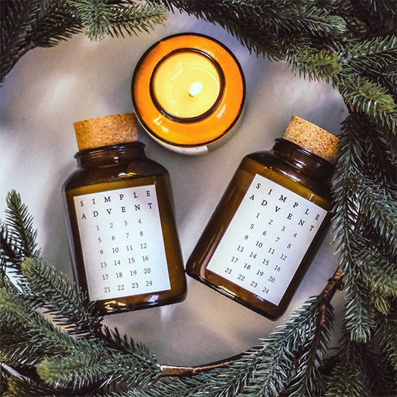 4 dizájnos adventi kalendárium, amit imádni fogtok