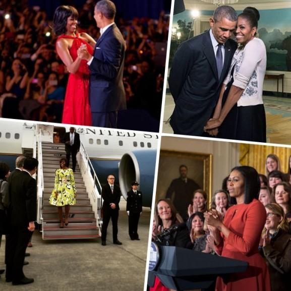 8 dolog, amit 8 év alatt megtanultunk Michelle Obamától a stílusról