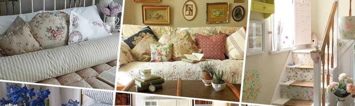 A Country nemcsak egy zenestílus, hanem a szuper otthonos, és kényelmes otthon egyik remek példája is