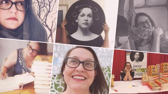 A depresszióról őszintén, és örülten boldogan - nevessetek ti is Jenny Lawson-al!