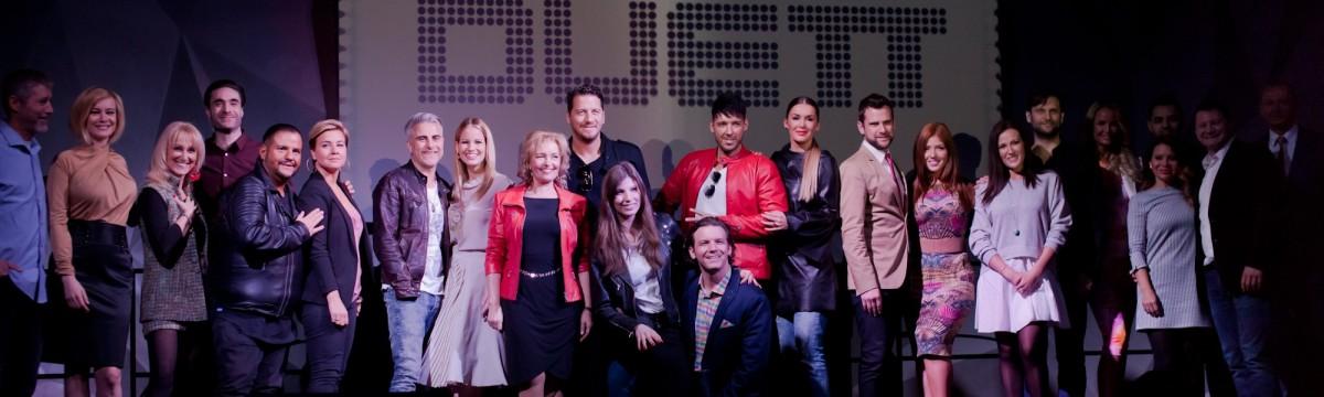 a nagy duett páros tv2 szereplők énekes műsor szórakozás