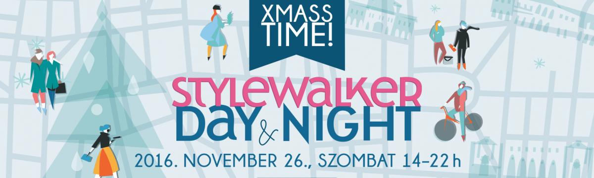 A Stylewalker Day & Night alatt kedvezményesen vásárolhattok karácsonyra szerethető, egyedi, magyar ajándékokat a tudatosság jegyében.