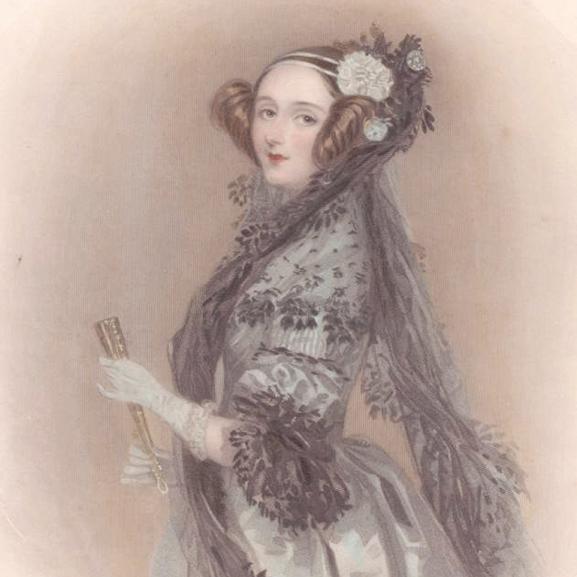 Ki volt Ada Lovelace? – Nők a számítástechnika birodalmában