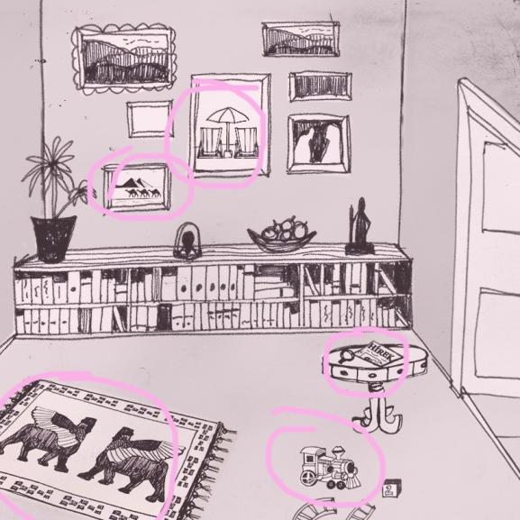 Ebből a rajzból kiderül, mennyire ismeritek Agatha Christie regényeit!
