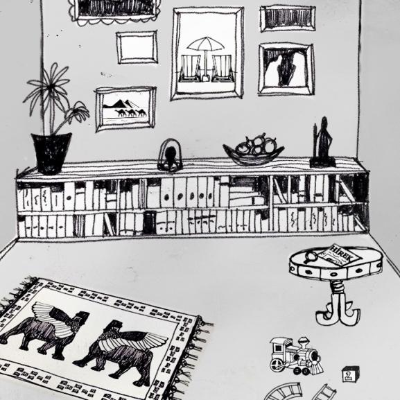 Képrejtvény: 7 híres Agatha Christie-regény egy rajzon – na de melyik 7?