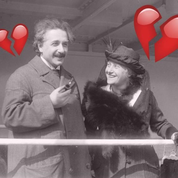albert einstein feleség szerelem házasság