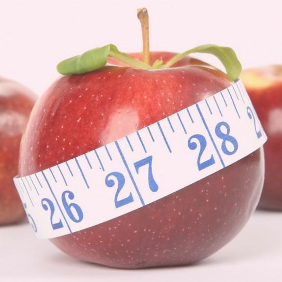 alma mérőszalag fogyás gyümölcs