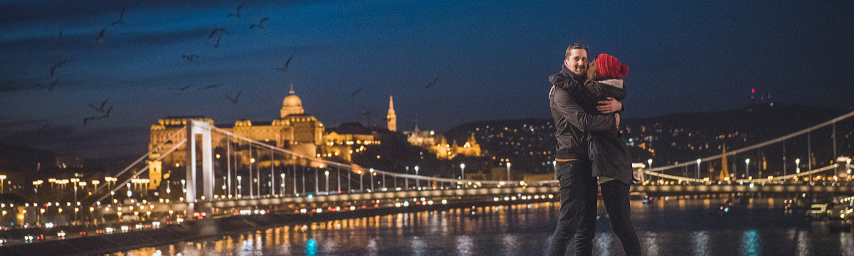 Amikor megáll az idő - Romantikus mozgóképsorozat Budapestről