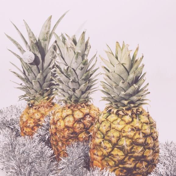 ananász karácsony