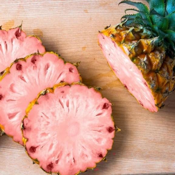 ananász rózsaszín