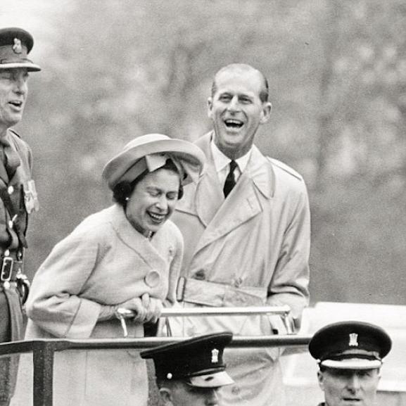 Anekdoták II. Erzsébet férjéről, Fülöp hercegről