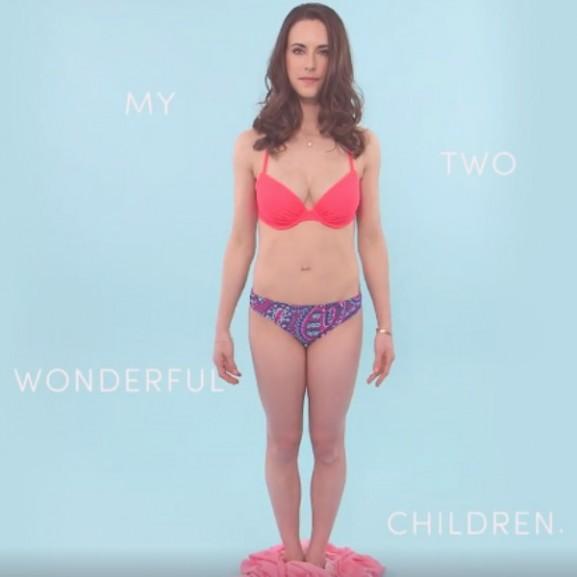 anya test bikini