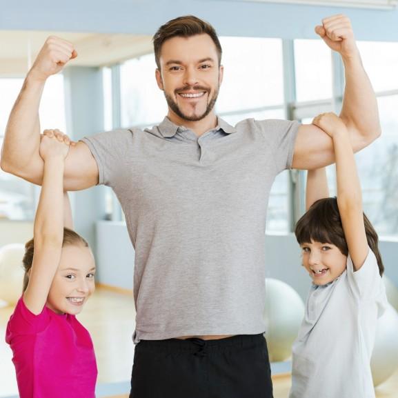 apu gyerek edzés család