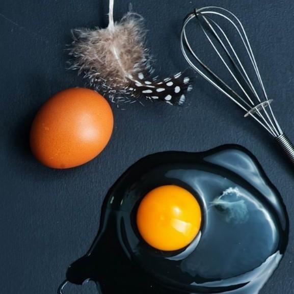 Arctisztító és tápláló maszk hatékonyan, egyetlen tojással
