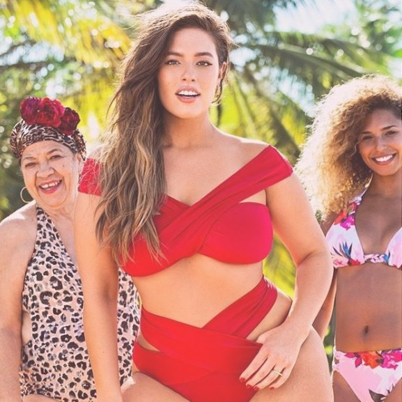 ashley graham fürdőruha